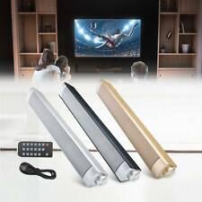 Bluetooth Sound Bar Speaker SUPER BASS TV Home Theater Soundbar Subwoofer