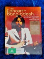 CONCERT FOR BANGLADESH--DELUXE 2 DVD Set--SEALED & AUSTRALIAN RELEASE--RARE.