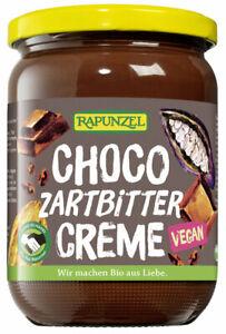 (13,98 EUR/kg) Rapunzel Choco Zartbitter Schoko Creme HiH bio 500 g