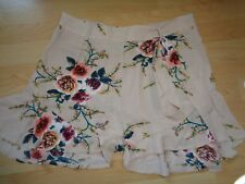 ISSASY, LADY'S FLOWERY SHORTS XL  NEW IN WRAPPER.