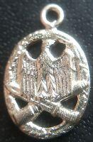 ✚7580✚ German army General Assault Badge medal post WW2 1957 pattern MINIATURE