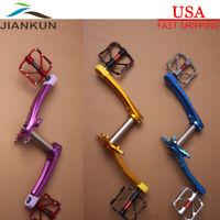 US Crankset 9/16in 3 Bearing Pedal 104BCD MTB Bike Crank Chainring Bolts BB