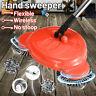 Bodenkehrer Kehrmaschine ohne Akku Handbesen Bodden Reinigung Bodenreiniger