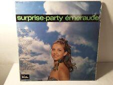 Surprise party emeraude CANGACEIROS / LES CHAMPIONS / SPARTACO SAX .. 421082