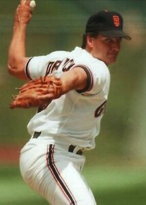 Dave Dravecky--San Francisco Giants--Glossy 5X7 Color Photo