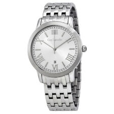 Guy Laroche Silver Dial Mens Stainless Steel Watch G2012-03