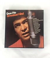 DON HO  Greatest Hits  RST 6357  Reel To Reel  Audio 3 3/4 ips