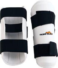 Karate Tae Kwon Do Forearm Guards - White