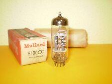 1 X E180CC-MULLARD-NOS/NIB- TUBE.