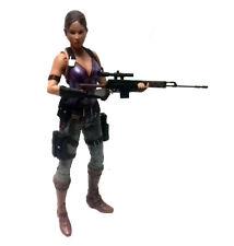 "Capcom Resident Evil  6"" SHEVA ALOMAR horror video game figure nintendo xbox ps4"