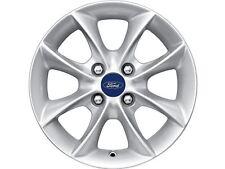 "Genuine Single Ford Ka 14"" Alloy Wheel -  8 Spoke Design in Silver (1543872)"