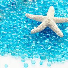 1 Bag Aquarium Fish Tank Crystal Gravel Pebbles Stones Glass UKPL Sa Opal D T6Z1
