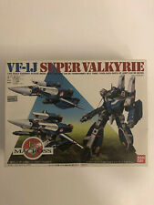 💥Vf-1J Super Valkyrie Bandai Model 15th Anniversary Maximillian Jenius 💥