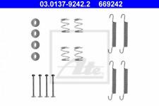 Zubehörsatz, Feststellbremsbacken für Bremsanlage Hinterachse ATE 03.0137-9242.2
