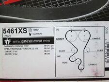 VAUXHALL Antara 2.4 Frontera Omega 2.2 16v GATES Cambelt Timing Belt 5461XS