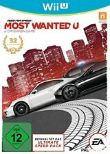 Need For Speed Most Wanted (Nintendo Wii U) - Game  52VG The Cheap Fast Free