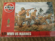 Airfix A01716 WWII US Marines 1 72 Scale Series 1 Plastic Figures