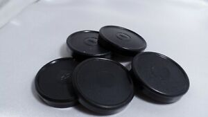 Lot of  5  FRONT PROTECTIVE CAP Ø55mm for Helios 44-2 lens     1271