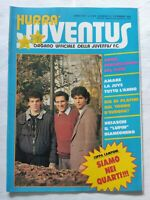 HURRA' JUVENTUS N. 12 DICEMBRE 1984 PAOLO ROSSI MICHEL PLATINI GRASSHOPPERS