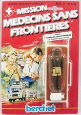 Mission Médecins Sans Frontières - Samba - Figurine 10cm Berchet France