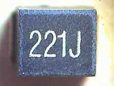 NL322522T-221J  TDK INDUCTOR, 220UH, 5%,  $30 per 100pc lots
