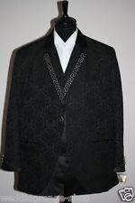 Hochzeitsanzug Herrenanzug Weste  schwarz 2 teilig SET H9151-62 Sonderangebot
