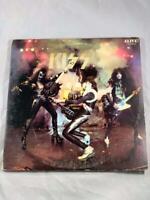 KISS - Alive! 2 Record Set * Casablanca NBLP 7020 Rock Glam 2LP w/Booklet