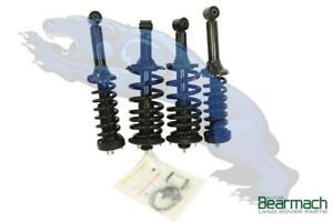 AIR SUSPENSION COIL SPRING KIT Land Rover Discovery 3 DUNLOP BA 2236