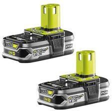 Batteries et chargeurs électriques Ryobi lithium-ion (li-ion) pour le bricolage