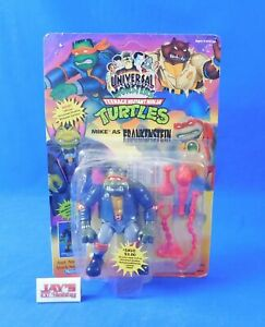 Mike as Frankenstein Universal Monsters Ninja Turtles TMNT 1993 Playmates New
