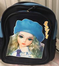 Little blue backpack