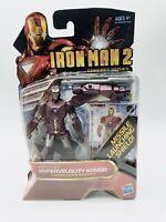 Iron Man 2 Concept Series # 5 Action Figure HYPERVELOCITY Armor Hasbro Marvel