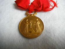RARE médaille Honneur Hygiène de l'enfance Paris 1903 Bronze doré