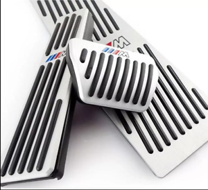 Fit For BMW 3 Series F30 Pedal Plug-In Cover Set 3 Pcs.
