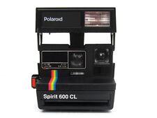 Polaroid Spirit 600 anni'80 INSTANT CAMERA-Completamente Testato con 12 Mesi Gtee