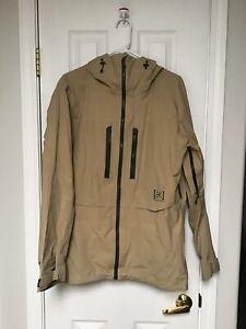 Burton [AK] Gore-tex Waterproof / Windproof Snowboarding Jacket - size M