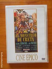 DVD EL MONSTRUO DE CRETA (W3)