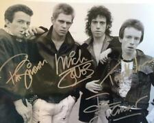REPRINT - THE CLASH Joe Strummer Autographed Signed 8 x 10 Photo Poster RP