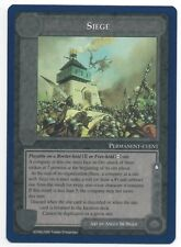 Middle Earth Wizards Unlimited Siege, M-NM, NBP
