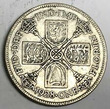 # C8828     GREAT BRITAIN     COIN,     FLORIN    1928