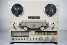 Doppel-Capstan-Antrieb: Schöne Teac X-7 4 Spur Stereo 18cm. Tonbandgerät!!