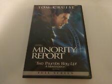 Minority Report - Tom Cruise - Dvd