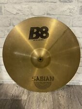 """More details for sabian b8 20""""/51cm ride cymbal drum accessory / hardware"""