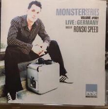 Monster Series Volume 1 Ronski Speed