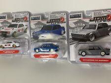 JDM Tuners Lot Of 3 Datsun/Nissan Cars