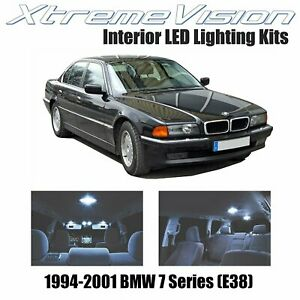 XtremeVision Interior LED for BMW 7 Series (E38) 1994-2001 (14 PCS) Cool White
