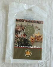 ROYAL MINT 2002 QEII GOLDEN JUBILEE MEDAL - still mint sealed pack