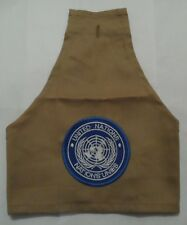 United Nations Khaki Brassard, Badge, Arm, Military, Uniform, Sleeve, UN, Peace
