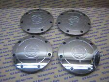 Ford F-150 Harley Davidson Edition Chrome Center Cap NEW OEM  Set of 4