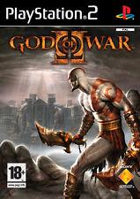 God of War 2 PS2 Game PAL *VGWC!* + Warranty!